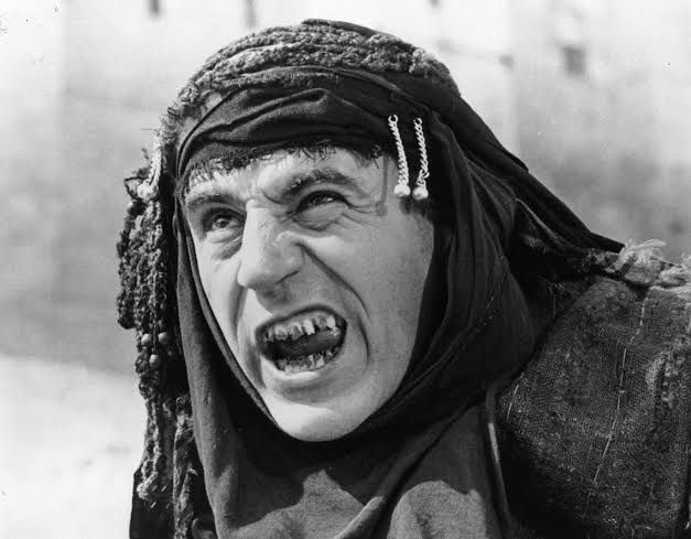 He'd want this to go here: RIP Terry Jones