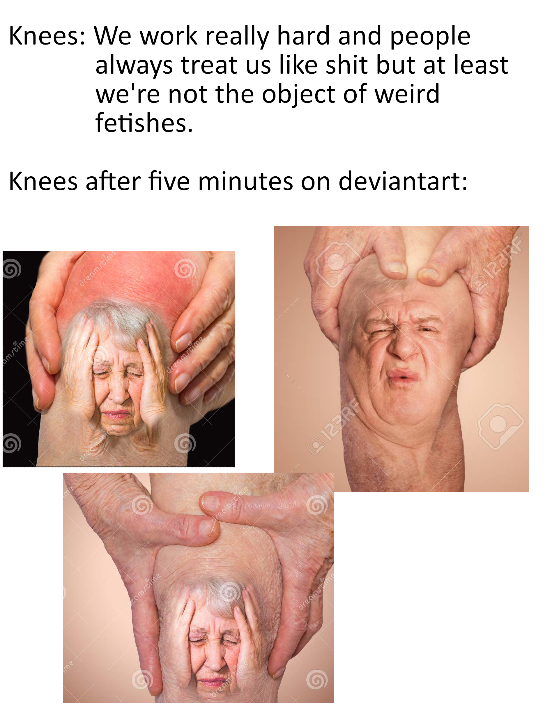 take care of your knees