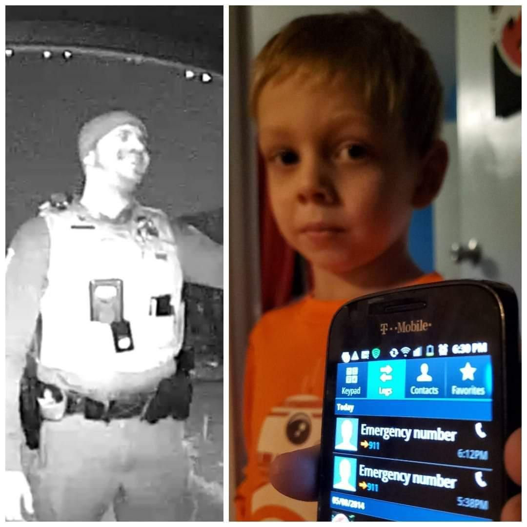 My 5 year old just learned that 911 still works on old cell phones. He was playing cops and robbers with his brother... and apparently needed backup.