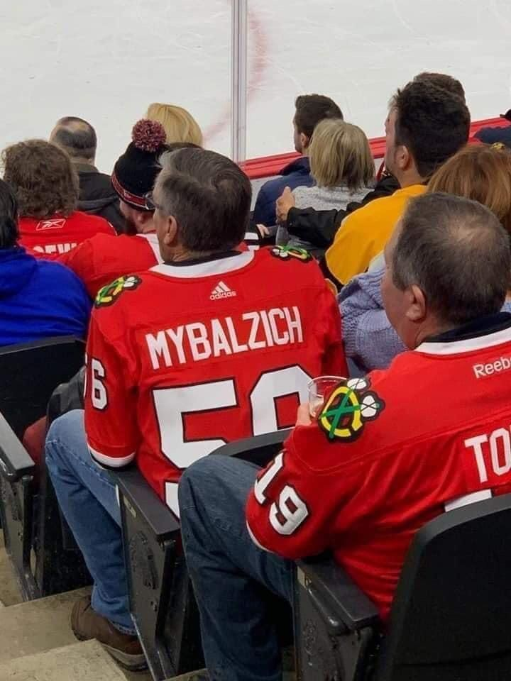 Jersey of the Year award goes to...