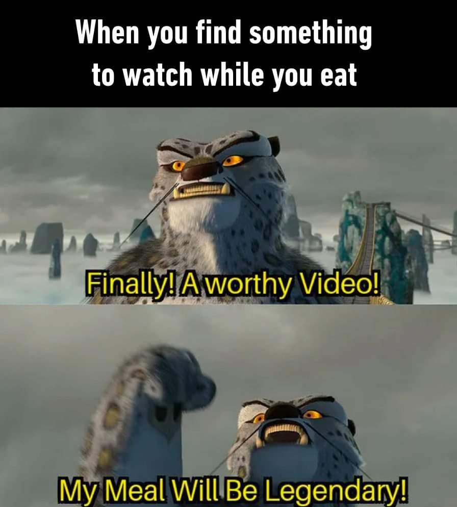 What's your worthy video?