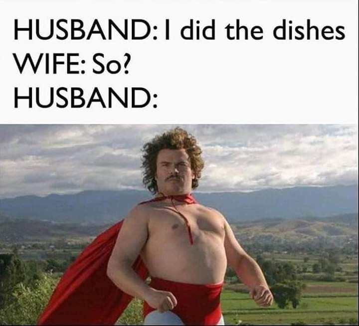 Praise me woman