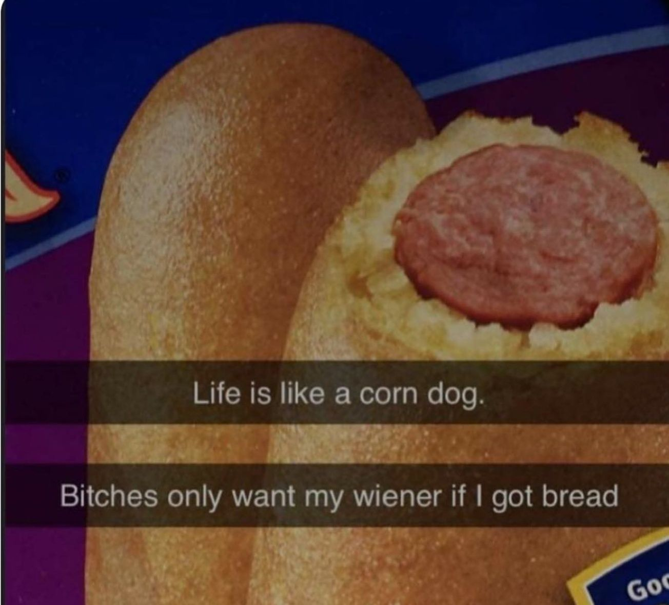 Keep your bread and weiners safe my friends