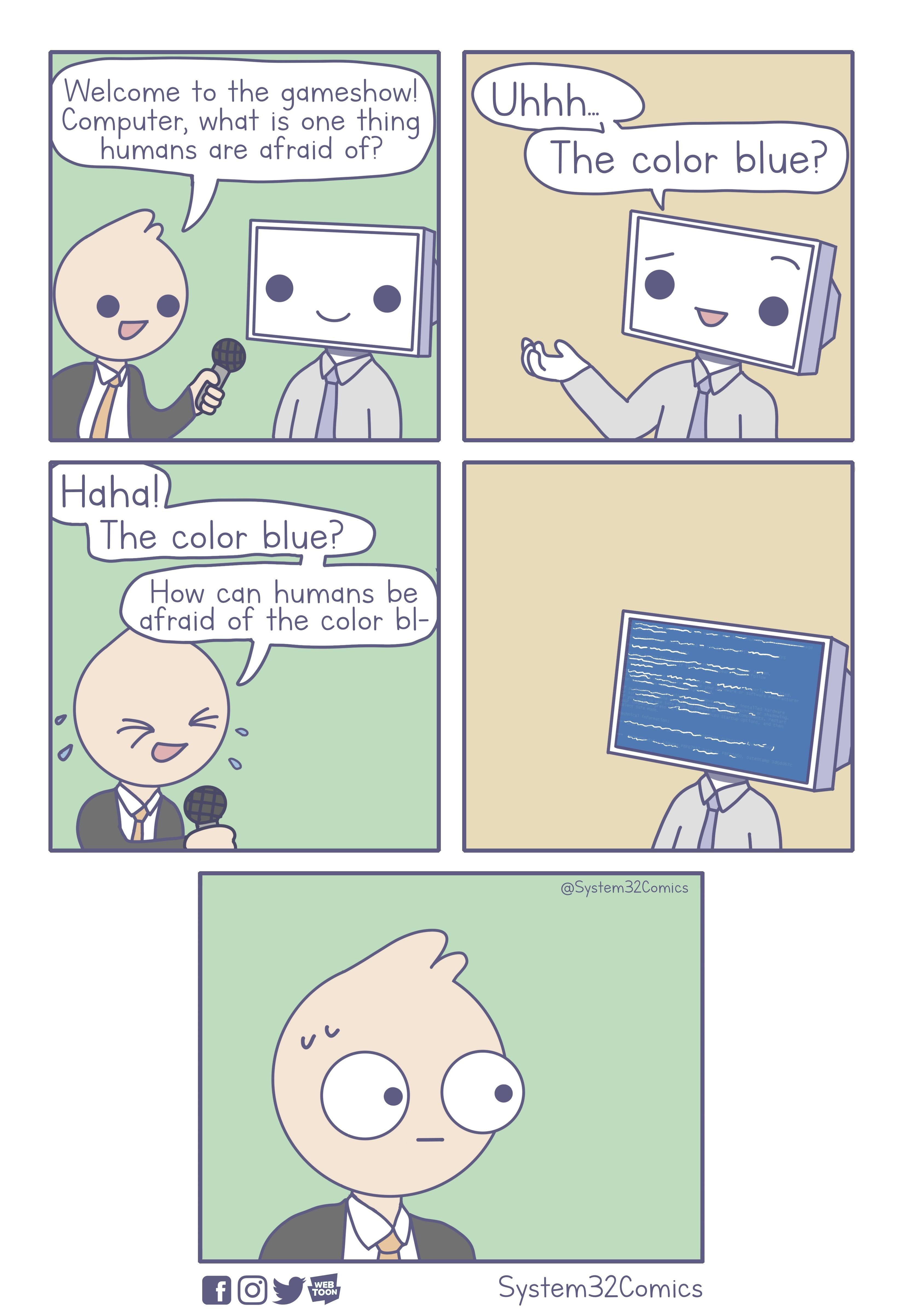 Computer Gameshow