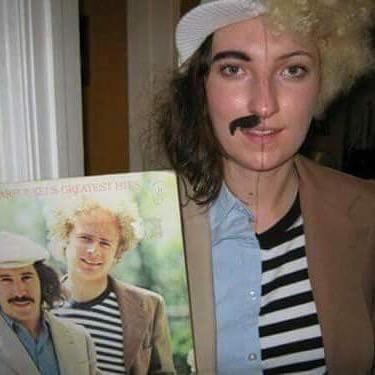 Simon & Garfunkel were my favorite growing up