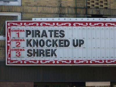 Poor Shrek.