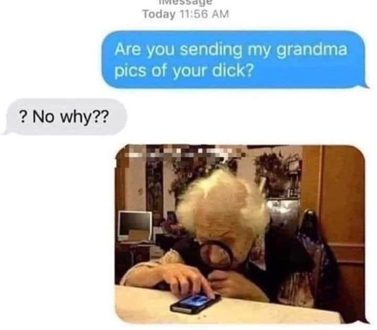 Granny no