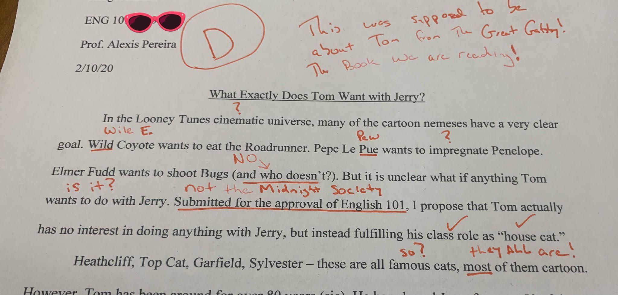Teaching English class is a rewarding experience....