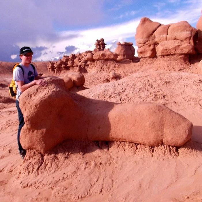 Goblin Valley, Utah is a pretty special place...
