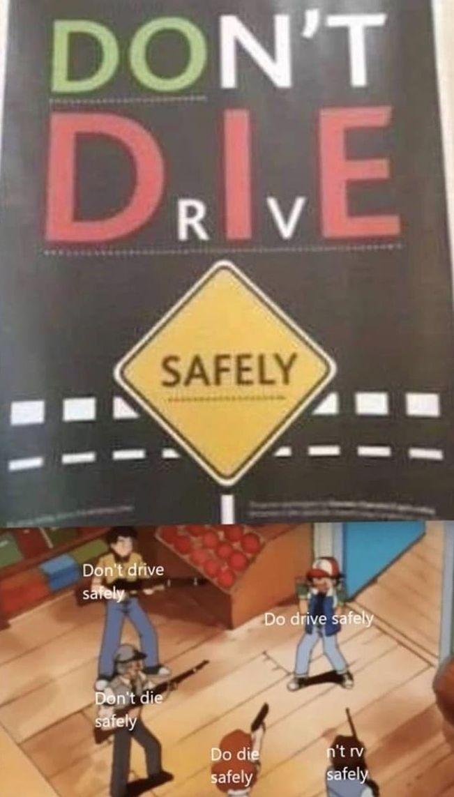 Do rv safely