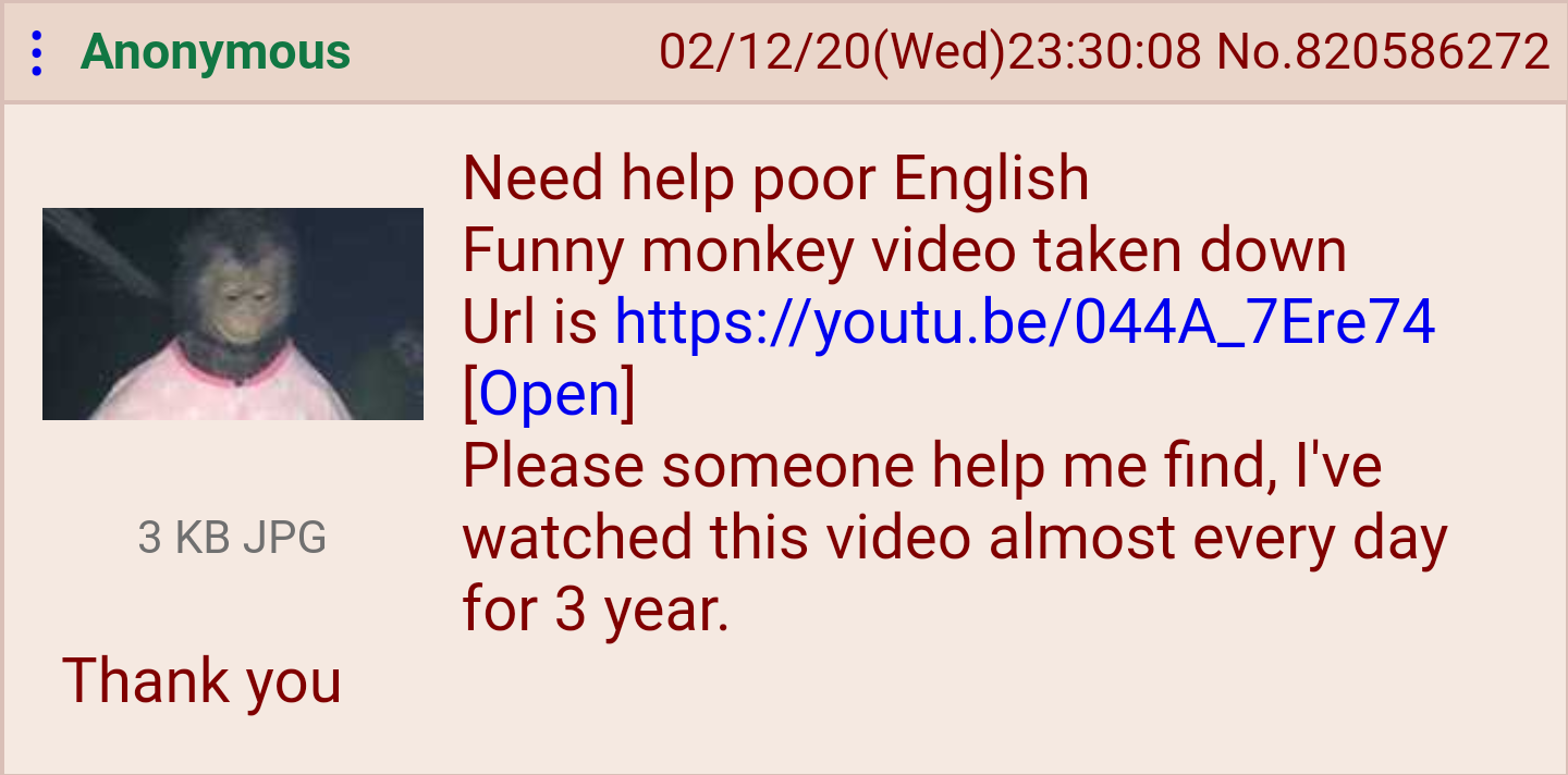 Help a niBBa out