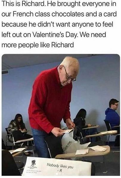 Happy Valentine's day frens.