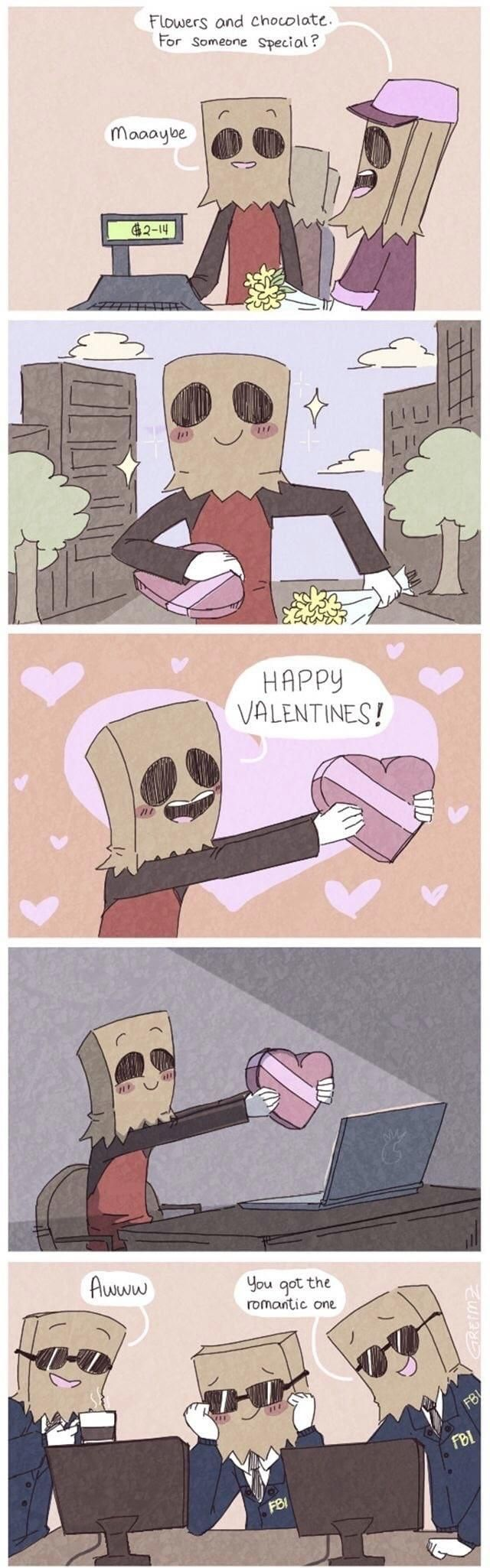 With Valentines right around the corner I wish everyone a good day!