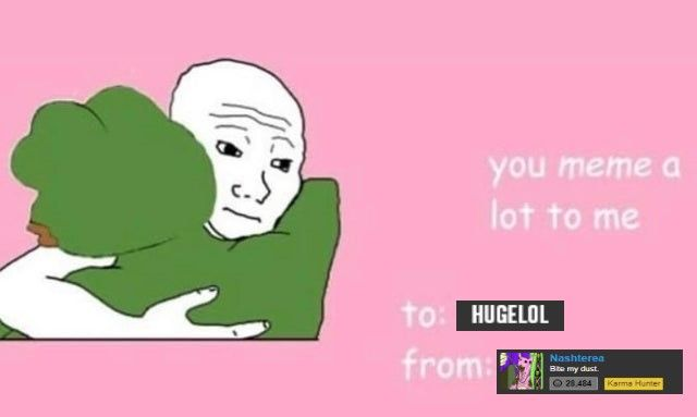 Thank you frens for memes!
