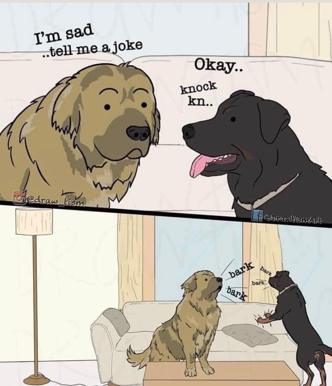 Bark, bark