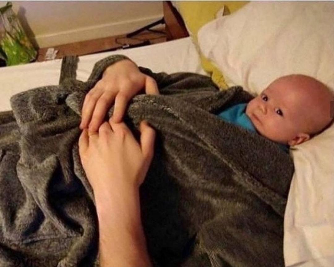 Return of the man-baby