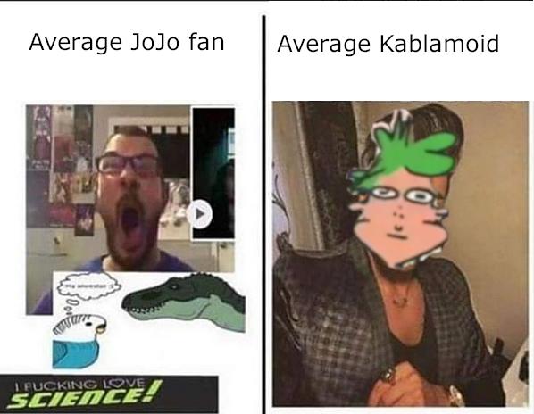 Kablam > JoJo