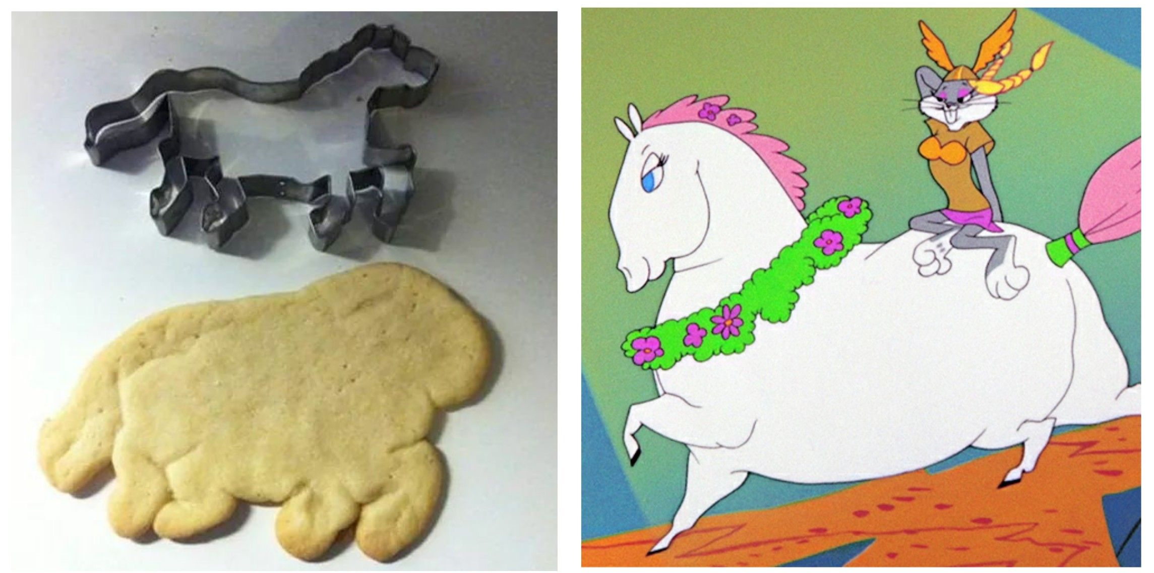 The cookies weren't made wrong, they just had an alternate inspiration