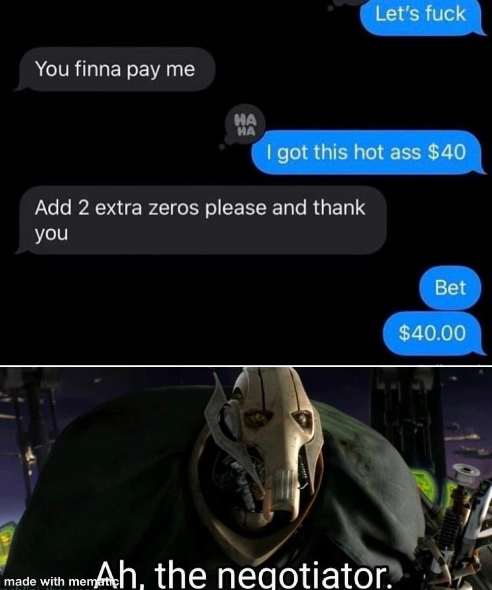 Who the hell would pay 4k for sex?