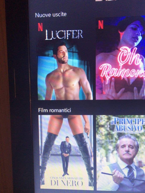 Netflix things