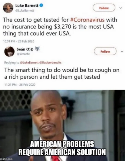 would you rather infect Bezos or spend 3k dolares?