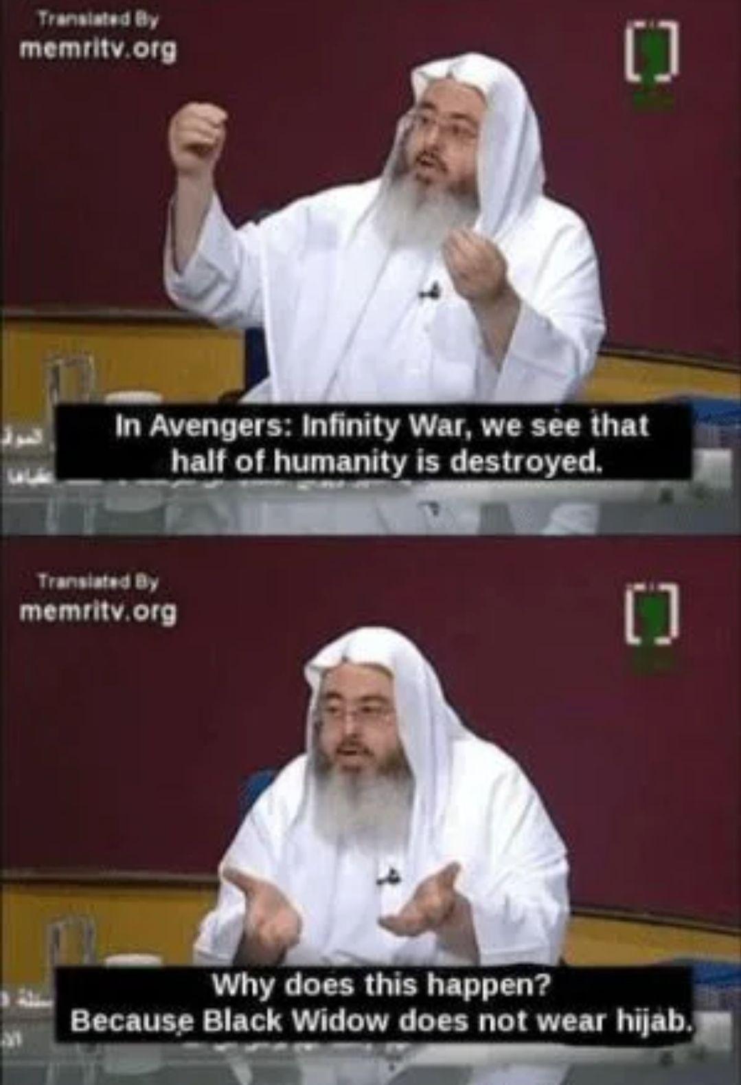 Absolute Haram