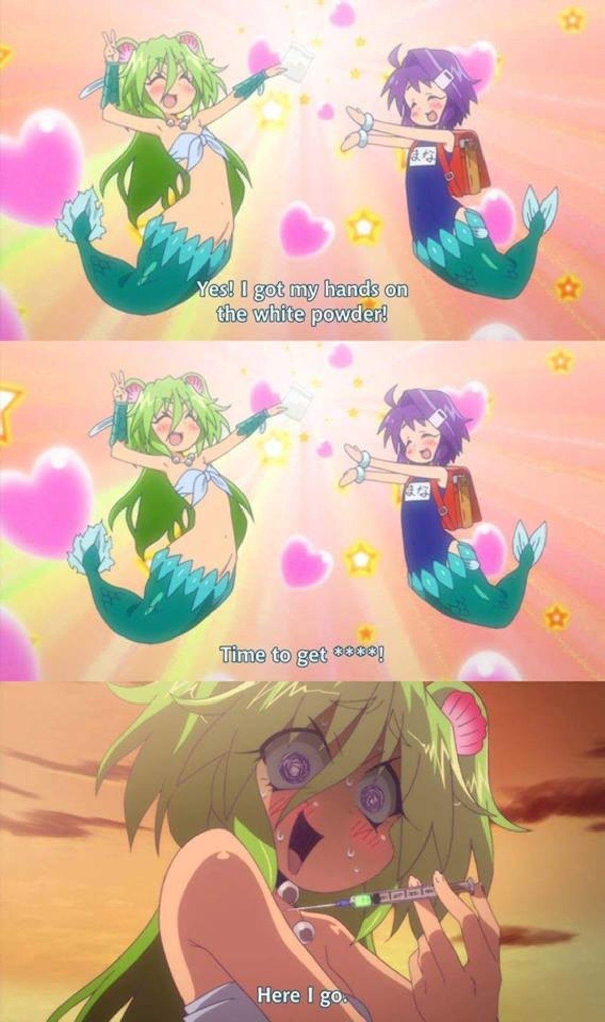 Muromi-san is insane