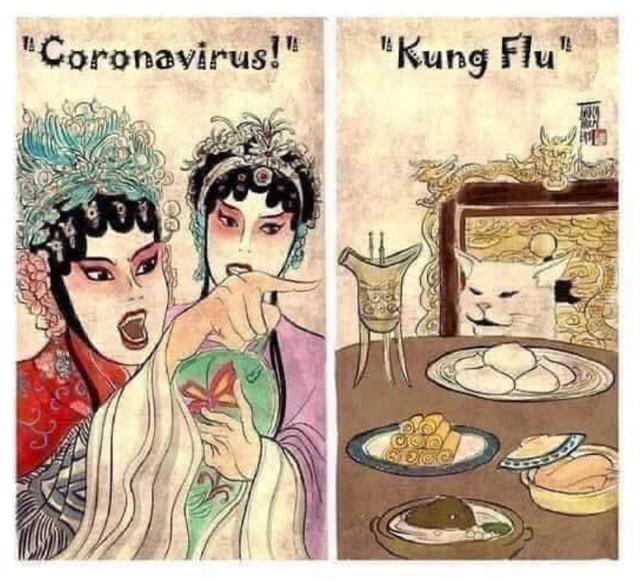 Chinese virus - Donald Trump