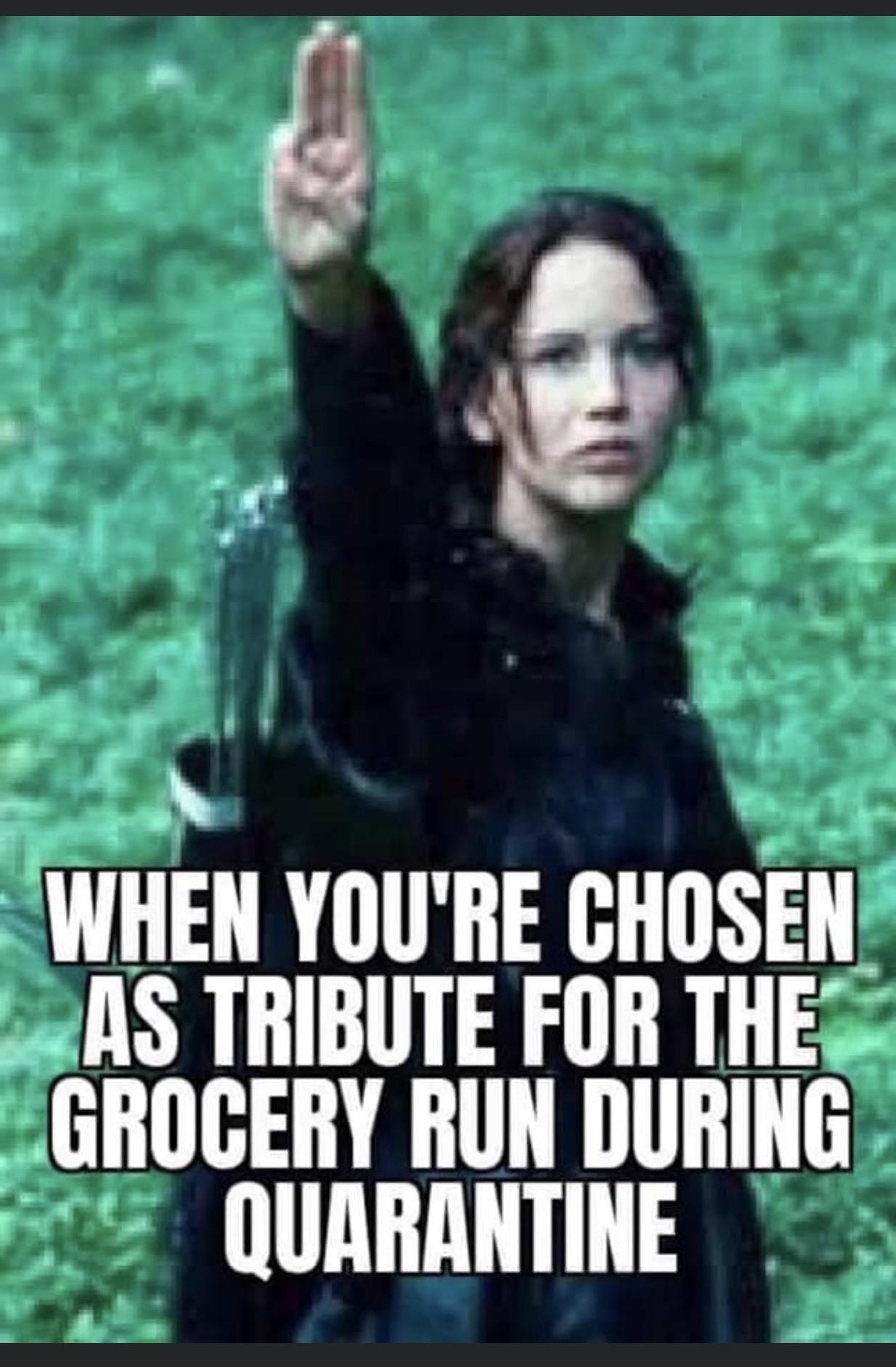 Sadly thou was chosen.