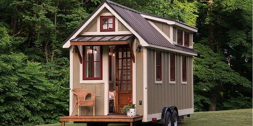 Week two of lockdown...how's your tiny house now MF?!