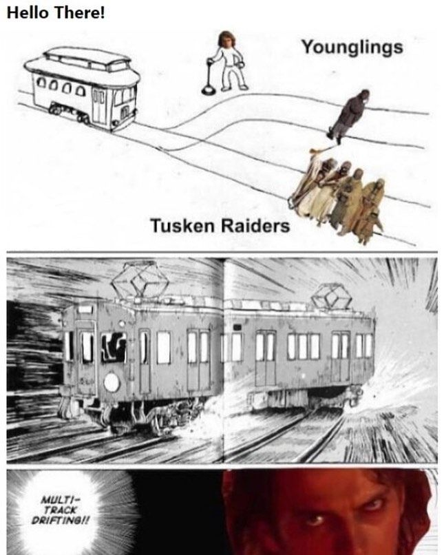 not just the men