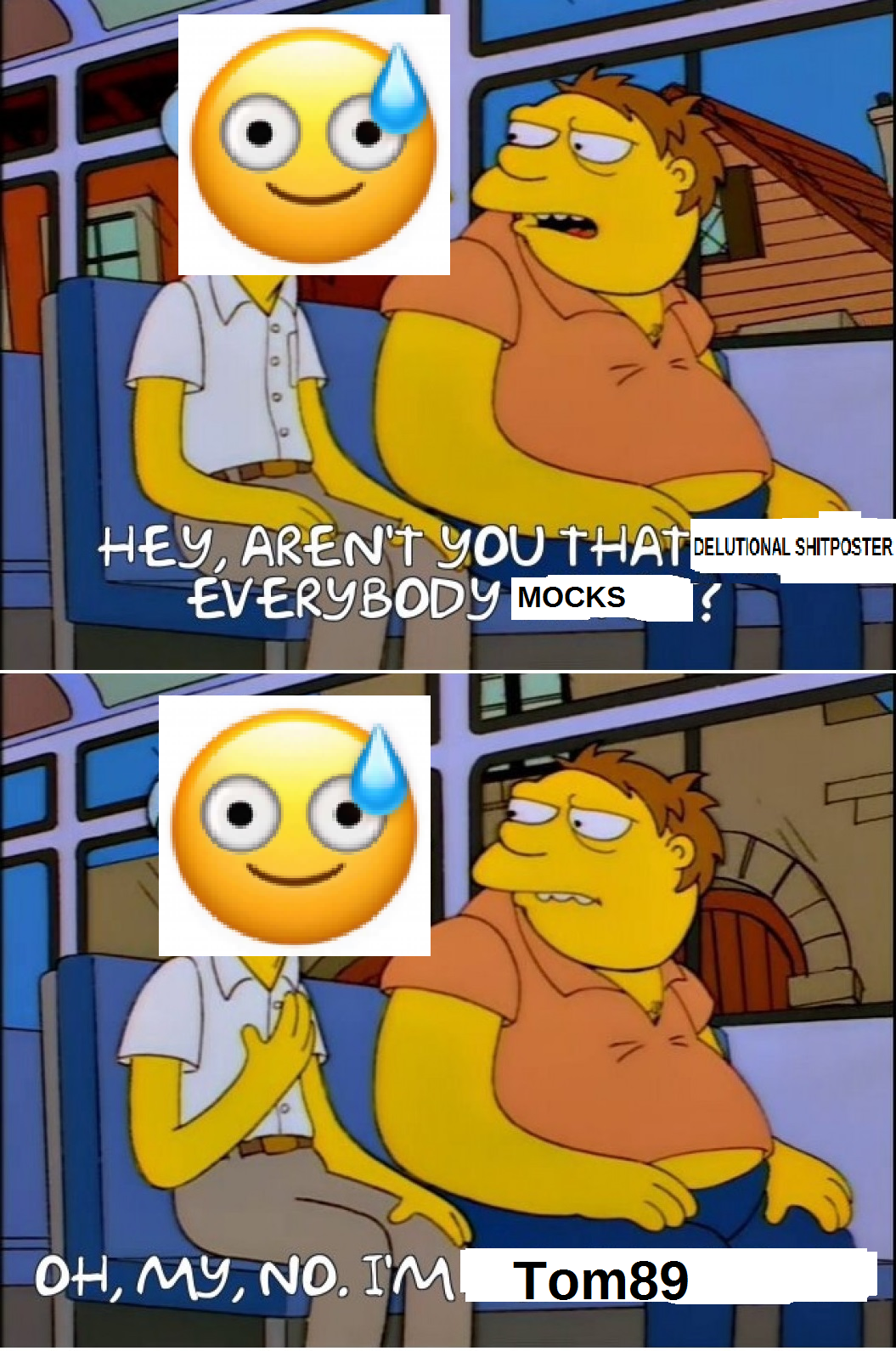 SimpsTom posting