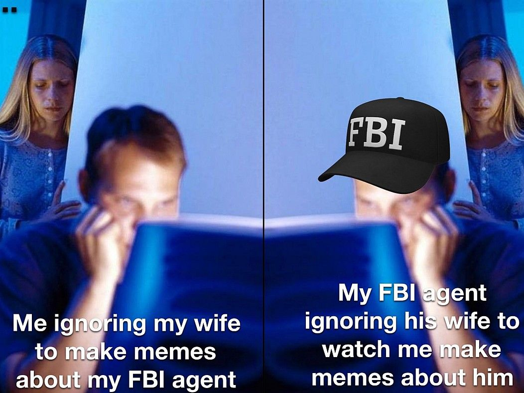 Love my FBI guy <3
