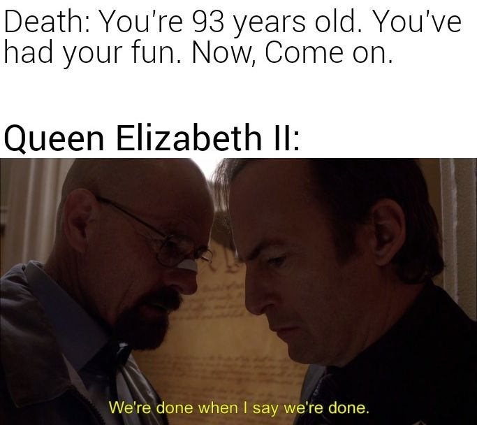 What is dead may never die