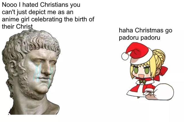 Haha Padoru Padoru