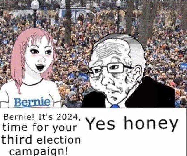Posted by a sad Bernie Bro