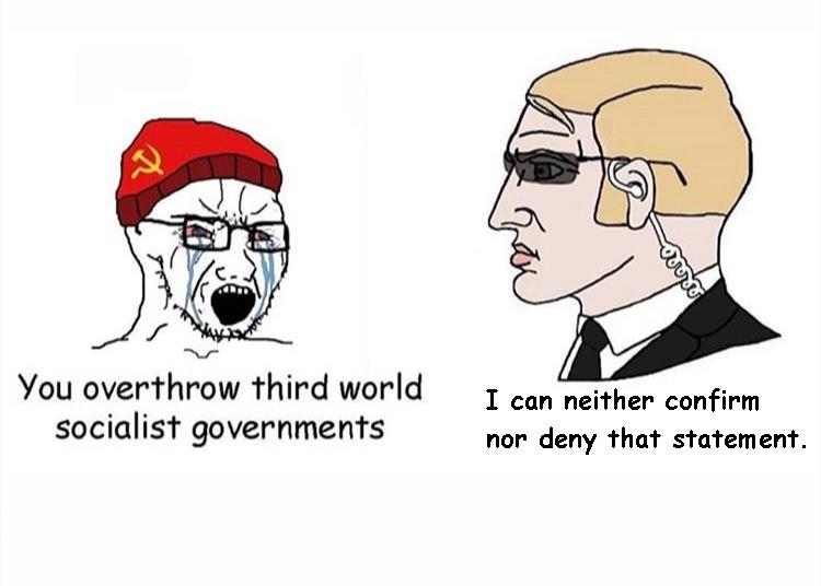 CLASSIFIED meme