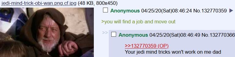 Anon is safe