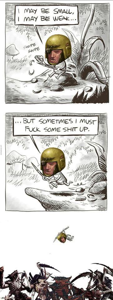 'fix bayonets