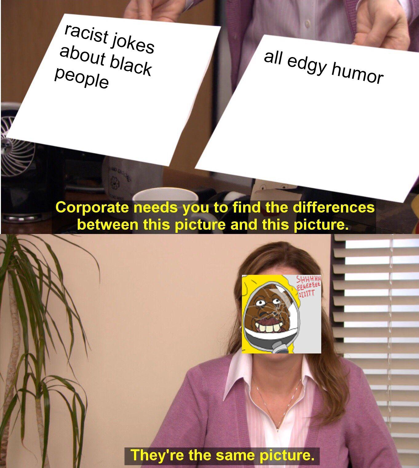 ooga booga same joke funny 10 times n-word ooga booga