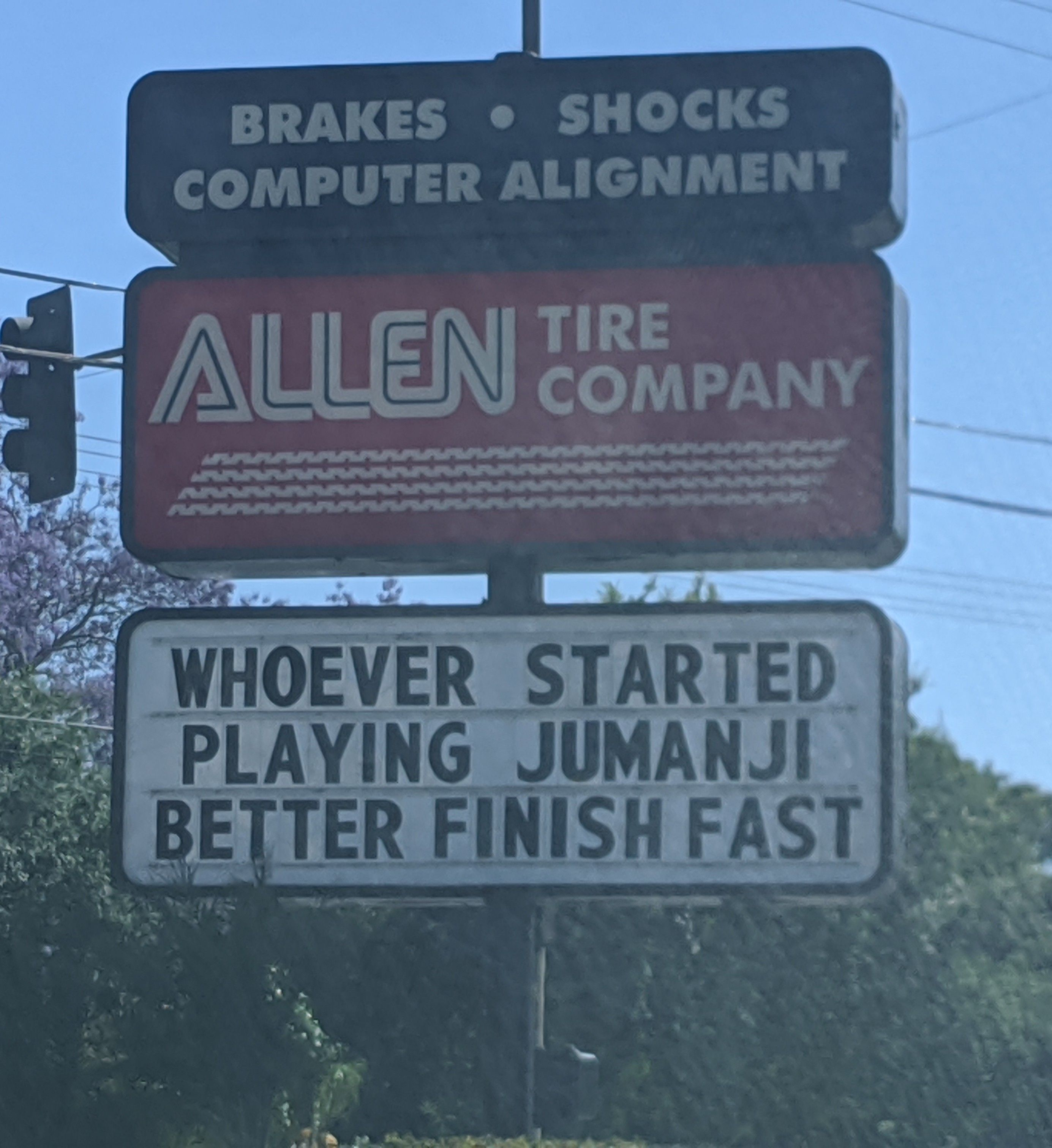 Local Company Always has Great Signs