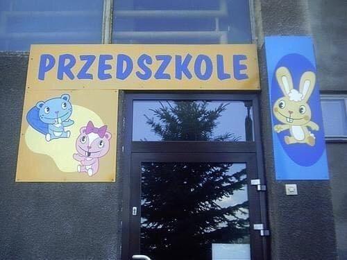 Polish kindergarten has no clue