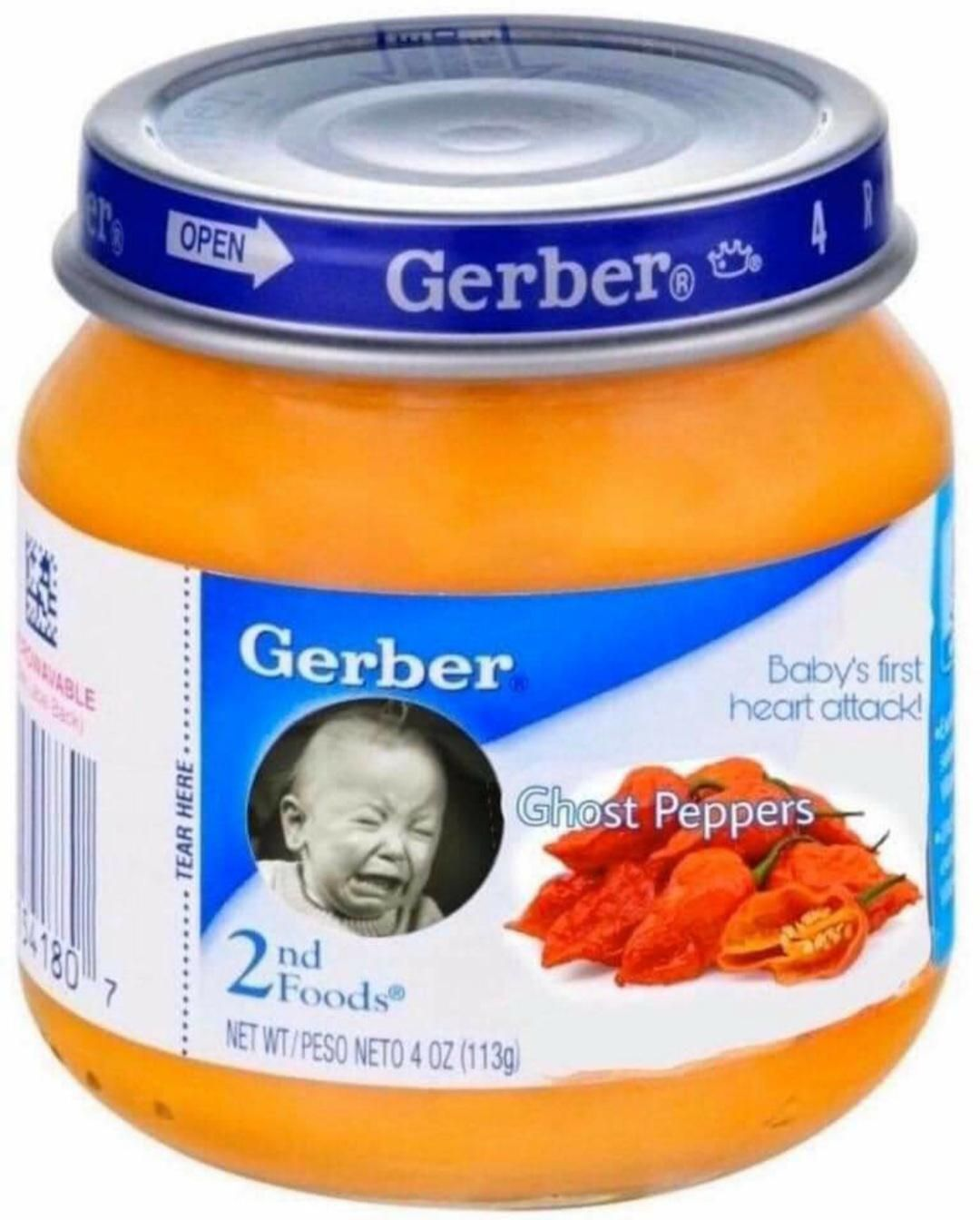 New Baby Food