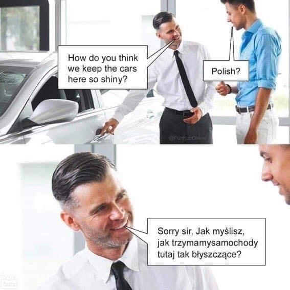Nie jestem polski
