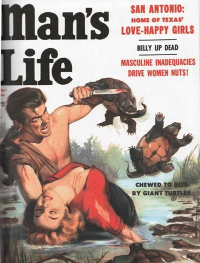 """""""Don't worry. My dad, THE LORD OF TURTLES, won't mind if you take me away"""""""