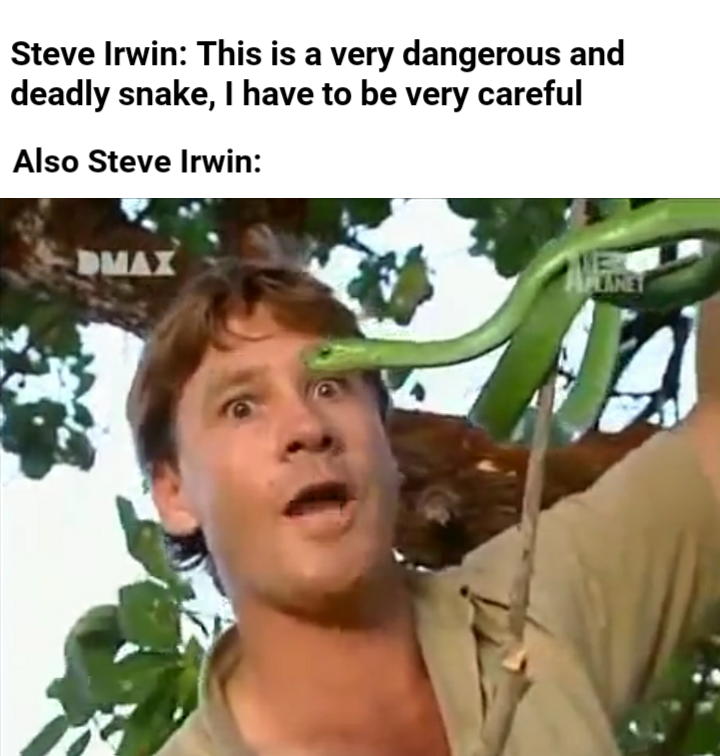 Steve = Legend