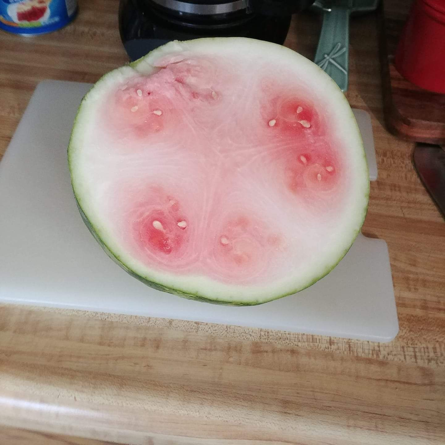 If 2020 was a watermelon