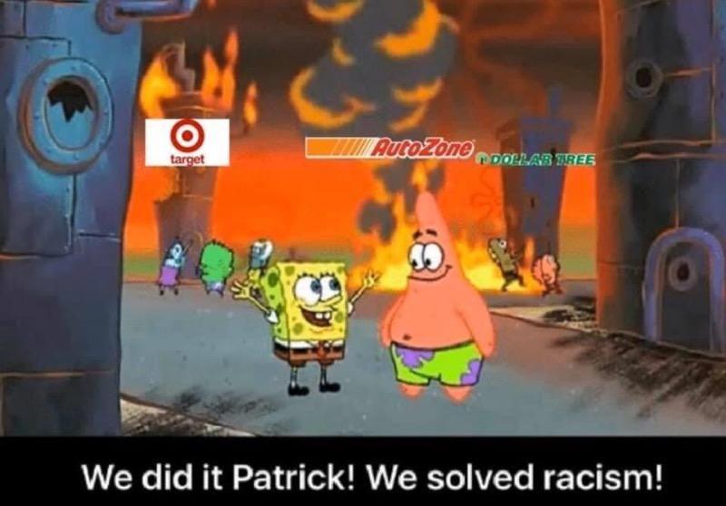 America be like