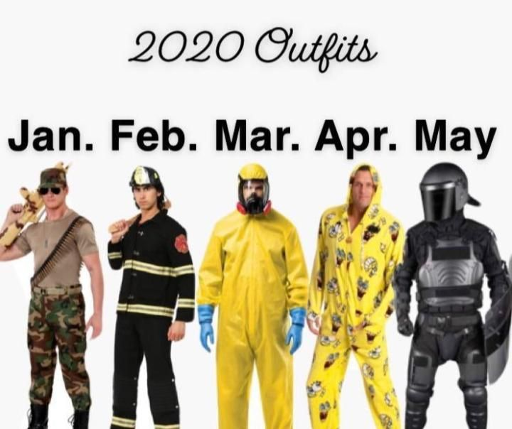 2020 outfits