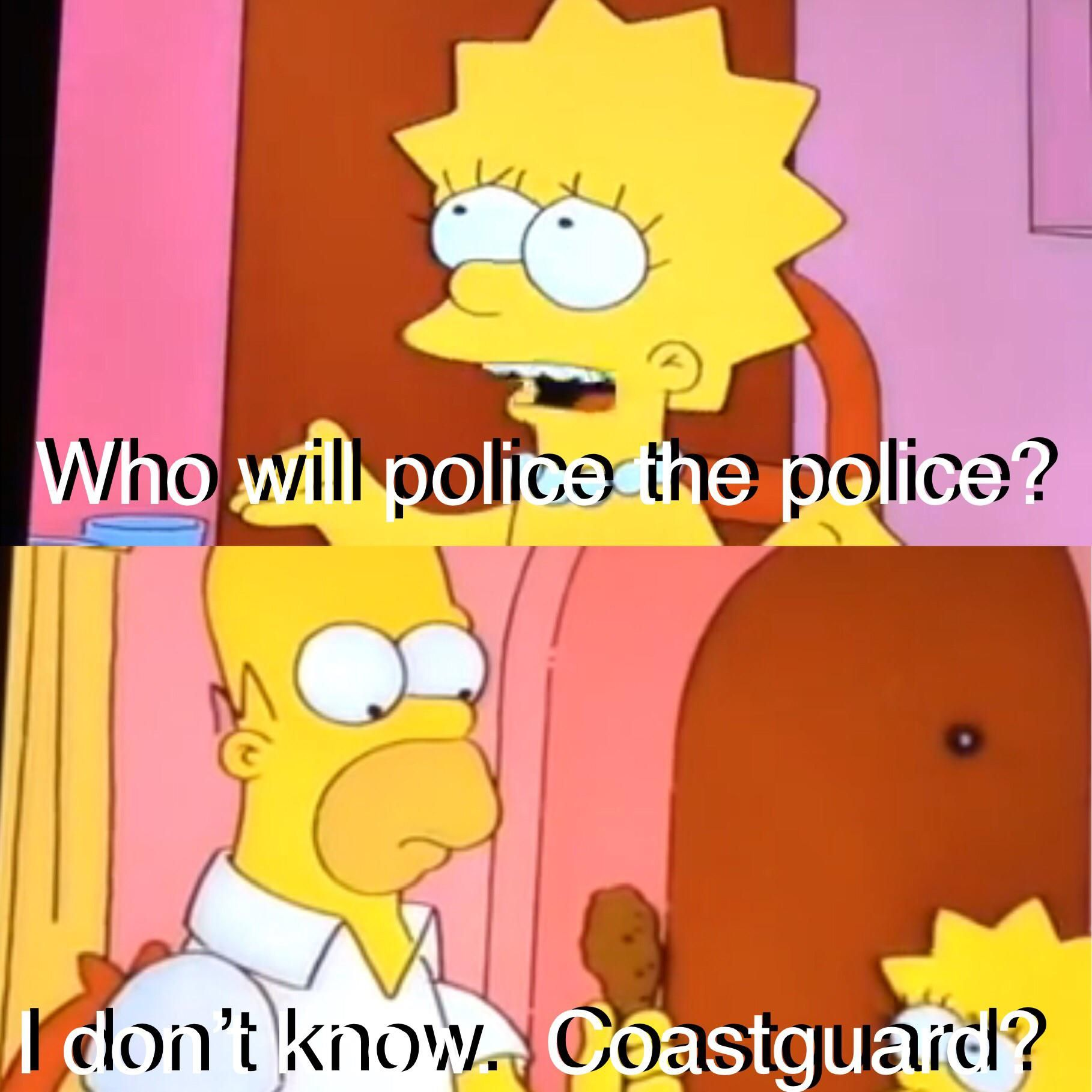 As always, Homer knows what to do in these troubled times.